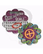 DNA Geocoin - Thymine