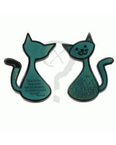 Mysterious Cache Cat Geocoin