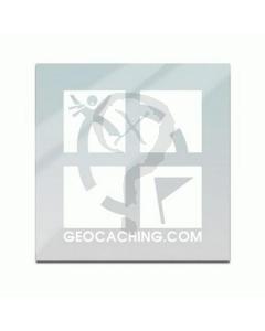 Geocaching Logo Window Cling